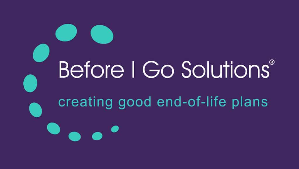 Before I Go logo