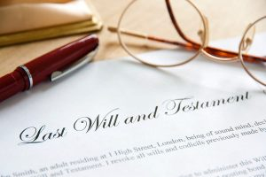 reasons to not make a will